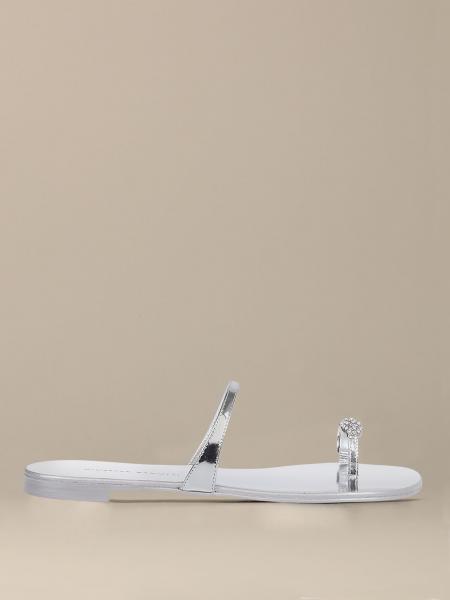 Flache schuhe damen Giuseppe Zanotti Design
