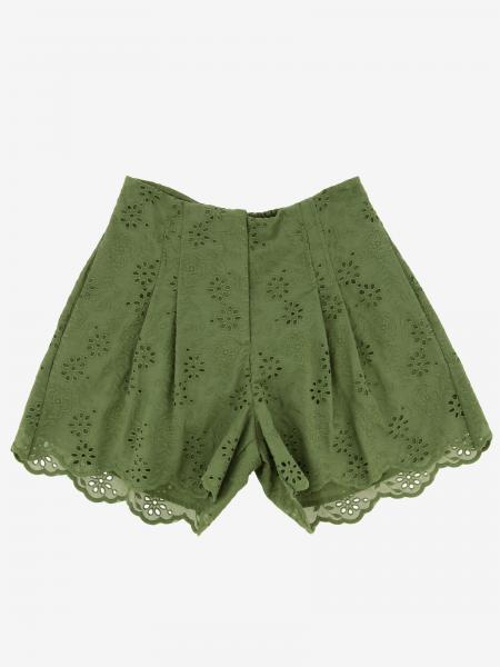 Pantalons courts enfant Monnalisa Jakioo