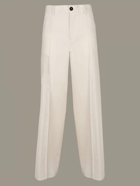 Pantalon large Jil Sander