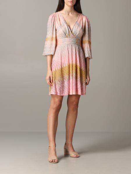 Kleid kleid damen missoni Missoni - Giglio.com