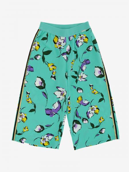 Pantalone Liu Jo a fantasia floreale