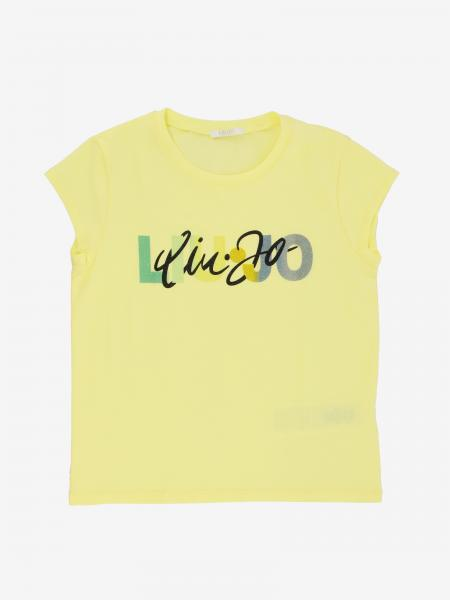 Liu Jo short-sleeved T-shirt with logo print