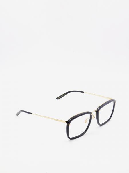 Gucci Brille aus Acetat und Metall