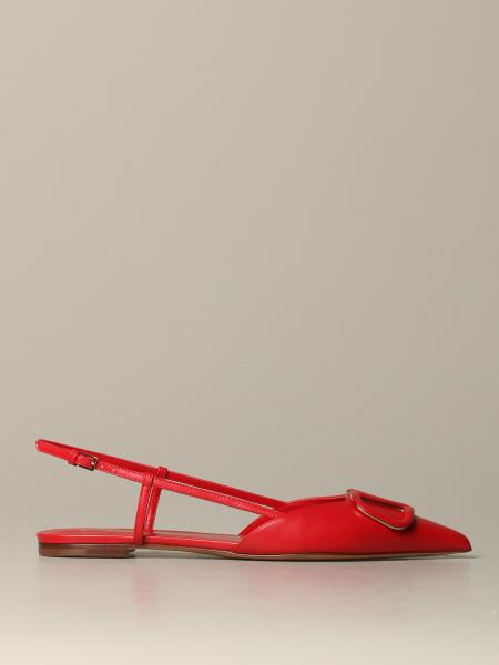 Flat shoes women Valentino Garavani