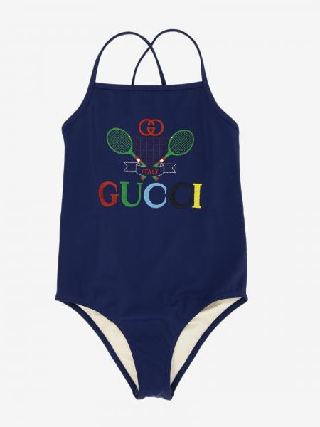 Swimsuit kids Gucci