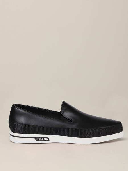Loafers men Prada