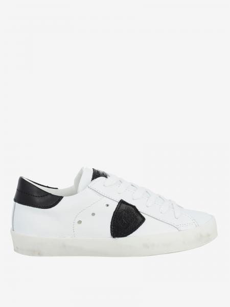 Sneakers Philippe Model in pelle con logo