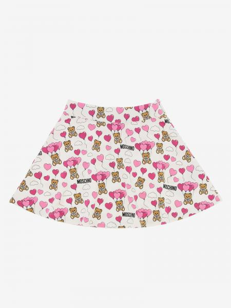 Skirt kids Moschino Kid