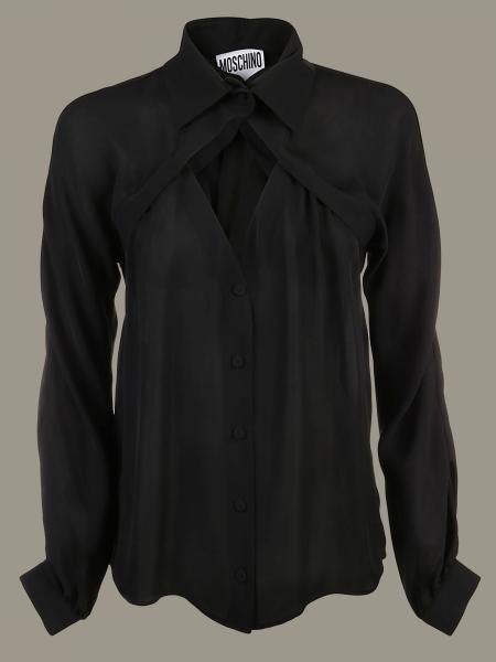 Moschino Couture 长袖衬衫