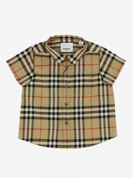 Chemise enfant Burberry Infant