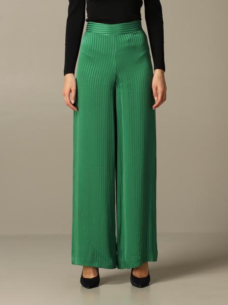 Pantalon large Federica Tosi