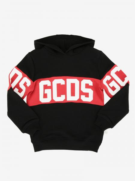 Sweat Gcds avec capuche et logo