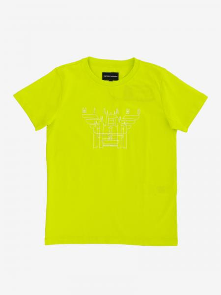 T-shirt kinder Emporio Armani