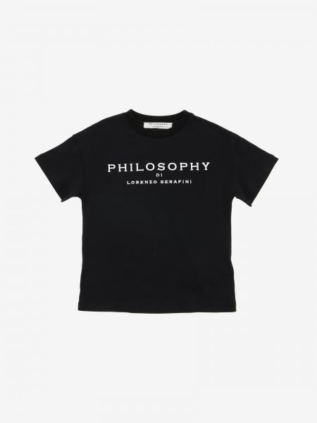 T-shirt kinder Philosophy Di Lorenzo Serafini