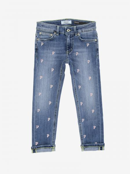 Jeans Dondup avec logo all over