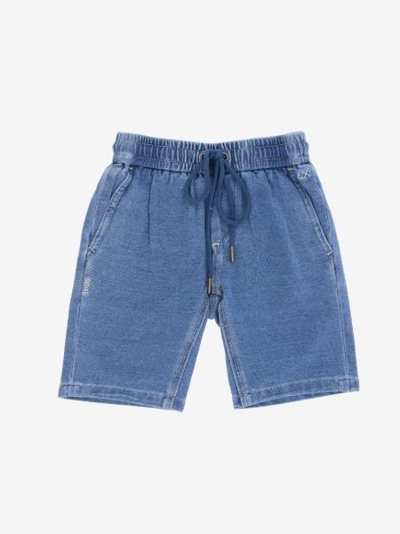 Pantaloncino di jeans Sun 68 con coulisse