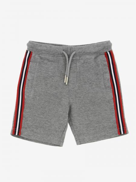 Pantaloncino jogging Sun 68 con bande a righe