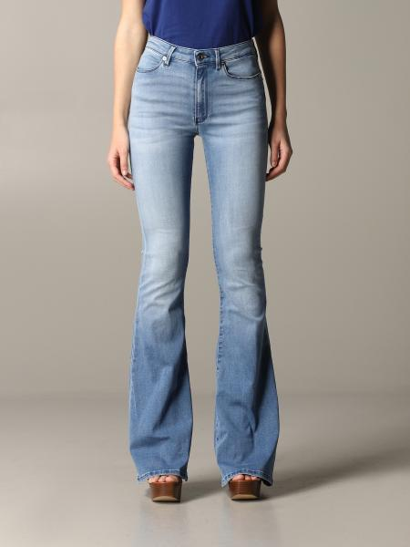 Jeans Dondup in denim a zampa