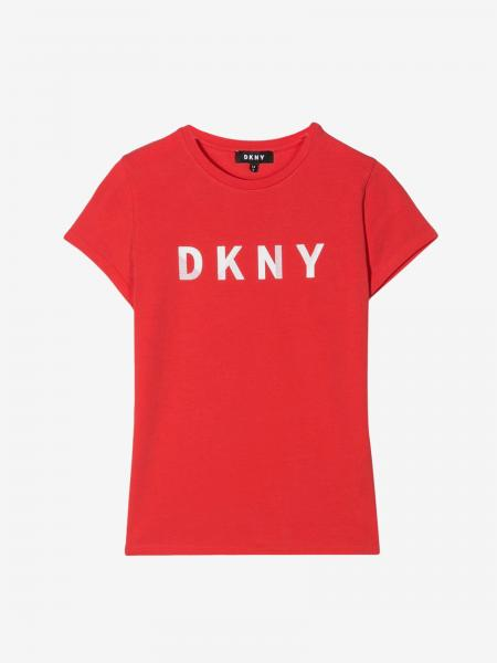 T-shirt Dkny con stampa logo