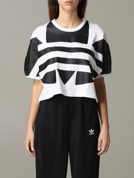 Adidas Originals logo 短袖T恤