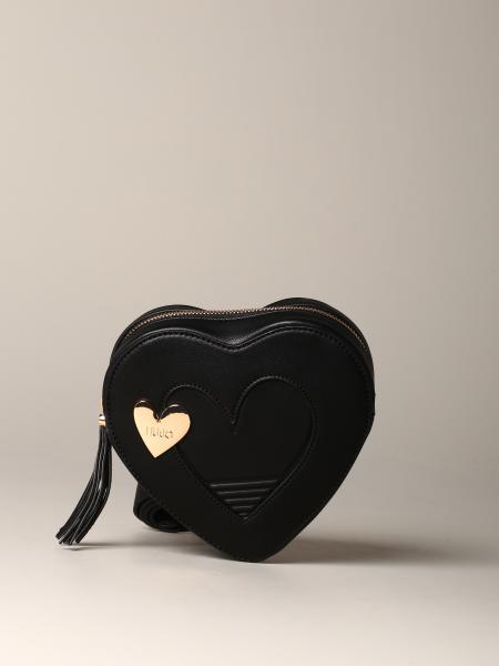 Liu Jo heart-shaped pouch / bag