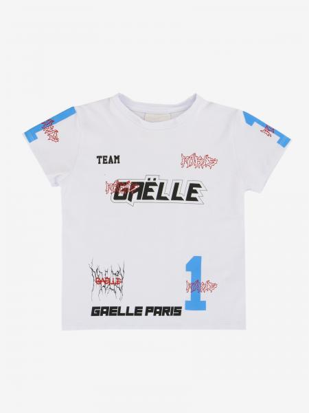 Gaelle Bonheur T-Shirt mit Multi-Prints