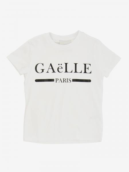 Gaelle Bonheur T-Shirt mit Logo