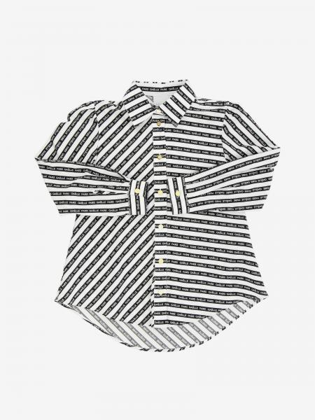 Gaelle Bonheur 条纹衬衫