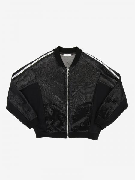Long-sleeved Liu Jo bomber jacket with zip