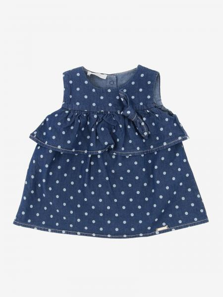 Polka dot Liu Jo dress with maxi flounce