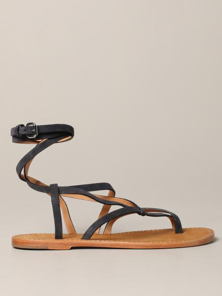 Heeled sandals women Isabel Marant