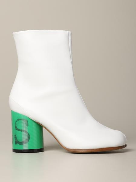Heeled ankle boots women Maison Margiela