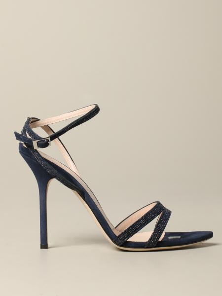 Sandales à talons femme Pollini