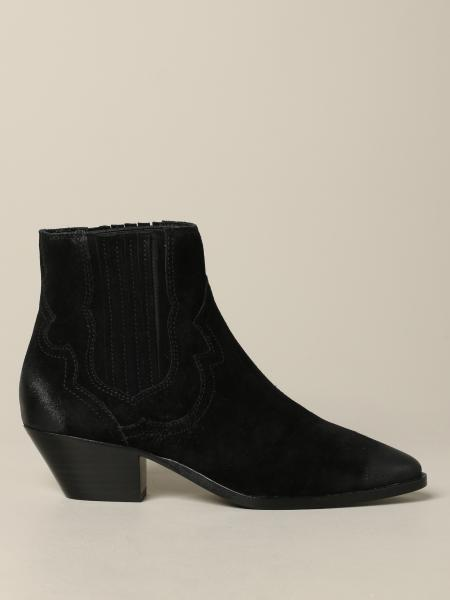 Heeled ankle boots women Ash