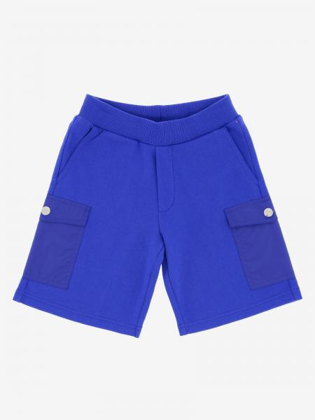 Pantaloncino jogging Moncler con logo