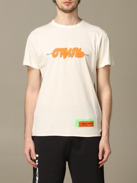 T-shirt herren Heron Preston