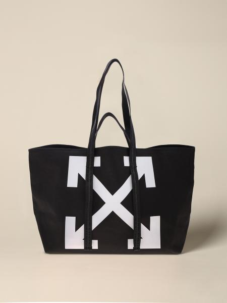Tote bags women Off White