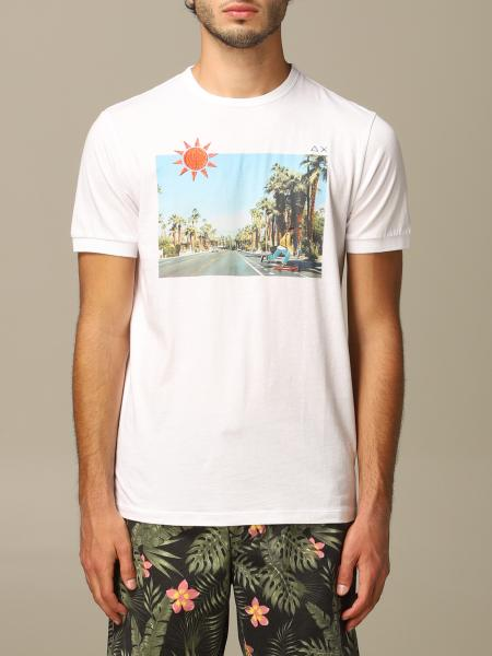 Sun 68 t-shirt with front print