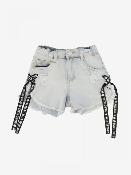 Pantalons courts enfant Marc Ellis