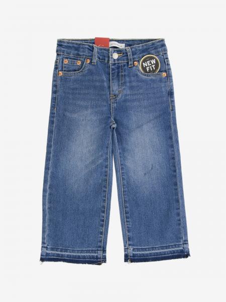 Levi's 宽松牛仔裤