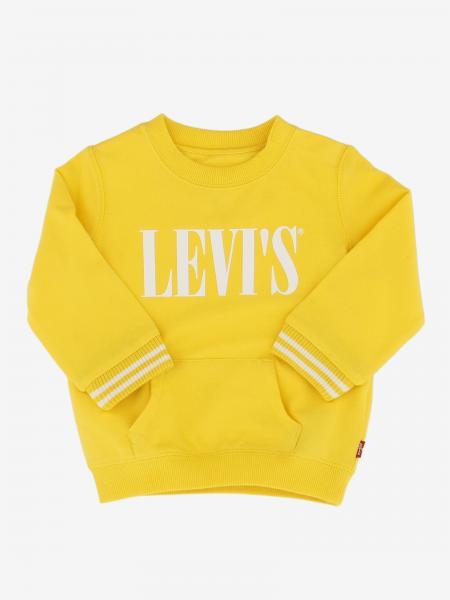 Maglia Levi's a maniche lunghe con logo