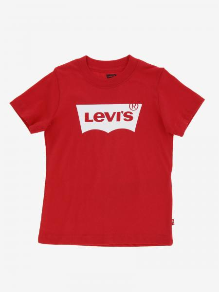 T-shirt Levi's a maniche corte con logo