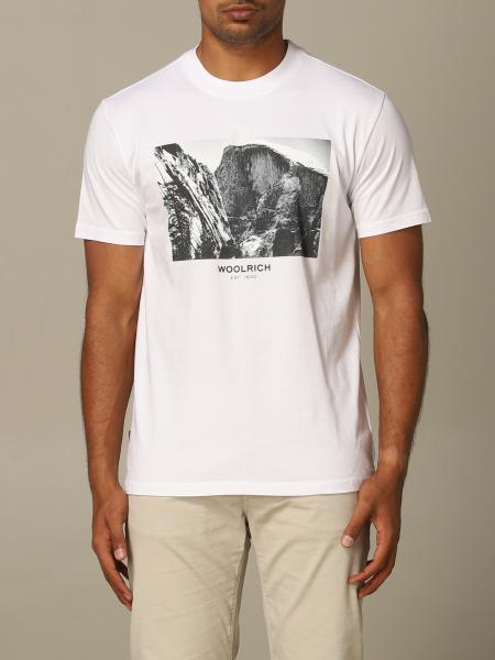 T-shirt men Woolrich