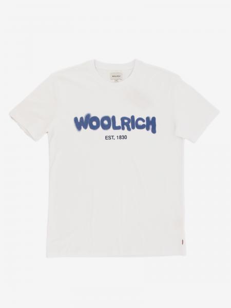 T-shirt enfant Woolrich