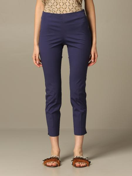 Maliparmi slim basic trousers