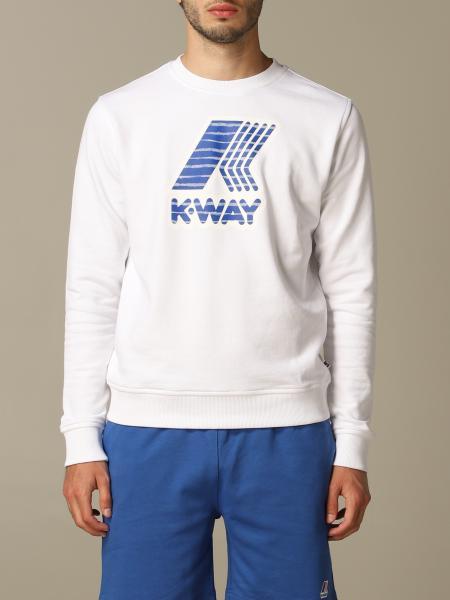 Sweatshirt homme K-way
