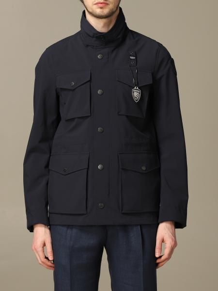 Cappotto sportivo Blauer con cappuccio estraibile