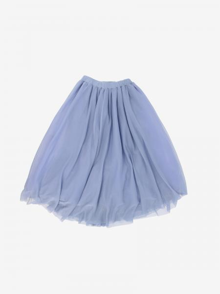 Gonna Twin-set in tulle ampia