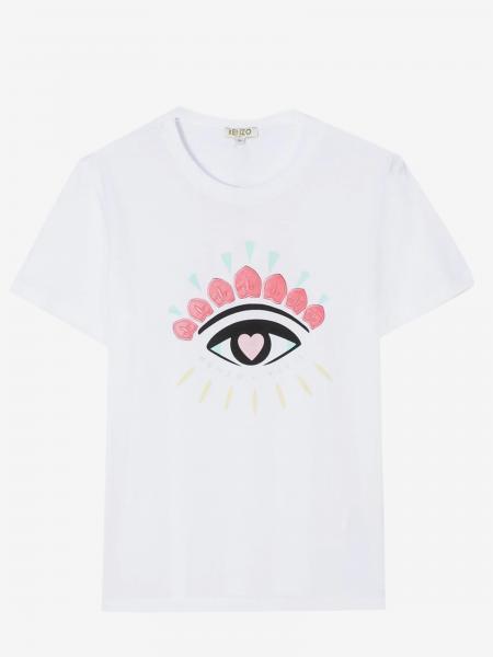 T-shirt Kenzo Junior con logo