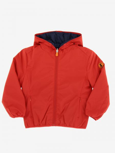 Save The Duck Jacke mit Kapuze